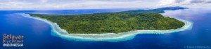 Indonesien Strand Sulawesi